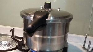 Cook in pressure cooker