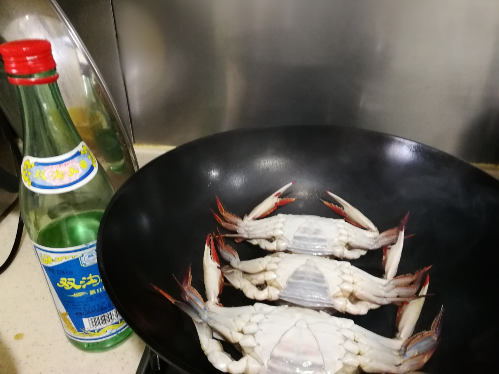 Grilled Blue Crabs The Red Braised Twinkie