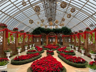 Pittsburgh Adventures vol. 9: Happy Holidays at Phipps